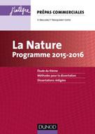 La Nature - Programme 2015-2016 | Anglard, Véronique