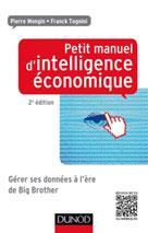 Petit manuel d'intelligence économique | Mongin, Pierre