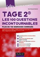 TAGE 2 Les 100 questions incontournables | Hedayati-Dezfouli, Navid