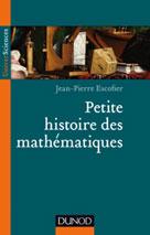 Petite histoire des mathématiques | Escofier, Jean-Pierre