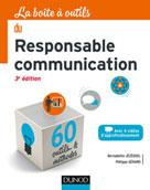 La Boîte à outils du Responsable Communication   Jézéquel, Bernadette