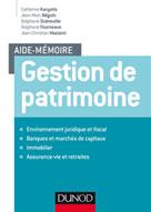 Aide-mémoire - Gestion de patrimoine | Karyotis, Catherine