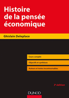 Histoire de la pensée économique | Deleplace, Ghislain