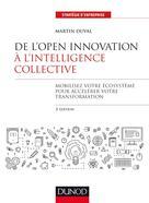 De l'Open Innovation à l'Intelligence Collective | Duval, Martin