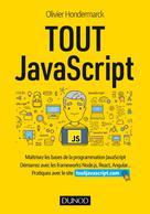 Tout JavaScript | Hondermarck, Olivier
