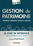 Gestion de patrimoine - 2019-2020 | Thauvron, Arnaud