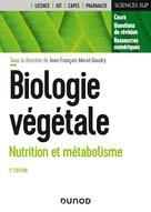 Biologie végétale |