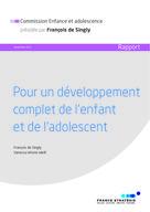 Pour un développement complet de l'enfant et de l'adolescent   Singly, François de