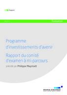 Programme d'investissement d'avenir (PIA) | Collectif,