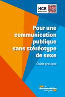 Pour une communication publique sans stéréotype de sexe   Collectif