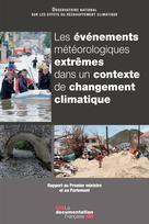 Les événements météorologiques extrêmes dans un contexte de changement climatique | Collectif