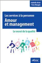 Les services à la personne | Aviet, Isabelle