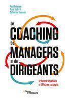 Le coaching de managers et de dirigeants | Delahaie, Paul