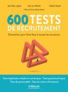 600 tests de recrutement | Minette, Jean-Luc