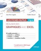 Réaliser des graphiques avec Excel   Rosard, Frédéric