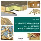 La maison à ossature bois par les schémas | Benoit, Yves