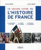 Le grand livre de l'histoire de France | Fayet, Aurélien
