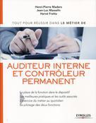 Les métiers d'auditeur interne et de contrôleur permanent | Fratta, Hervé