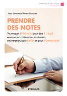 Prendre des notes | Simonet, Renée