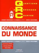 QRC Connaissance du monde  | Demont, Dominique