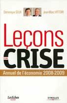 Leçons d'une crise  | Vittori, Jean-Marc