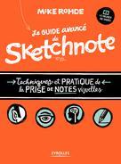 Le guide avancé du sketchnote   Rohde, Mike