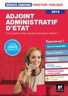 Réussite Concours - Adjoint Administratif d'Etat - Catégorie C -  2019 - Préparation complète | Laurent, Denise