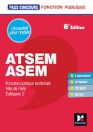 Pass'Concours ATSEM/ASEM - Entrainement et révision | Guérin, Jocelyne