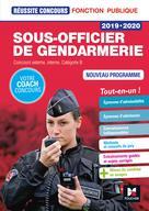 Réussite Concours - Sous-officier de gendarmerie - 2019-2020 | Alban, Philippe