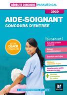Réussite Concours - Aide-soignant - Entrée en IFAS - 2020 - Préparation complète | Laurent, Denise