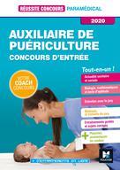 Réussite Concours - Auxiliaire de puériculture - Entrée en IFAP - 2020 - Préparation Complète | Laurent, Denise
