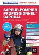 Réussite Concours Sapeur-pompier professionnel/caporal | François, Joël
