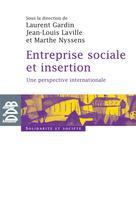Entreprise sociale et insertion | Gardin, Laurent