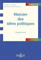Histoire des idées politiques | Lescuyer, Georges