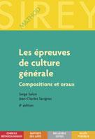 Les épreuves de culture générale   Salon, Serge