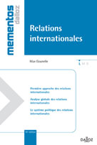 Relations internationales | Gounelle, Max