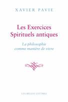 Exercices Spirituels   Pavie, Xavier