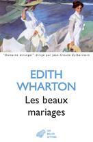 Les Beaux mariages | Wharton, Edith