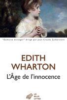 L' Âge de l'innocence | Wharton, Edith