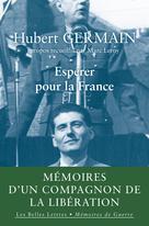 Espérer pour la France | Germain, Hubert