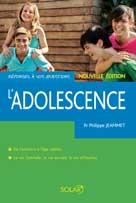L'adolescence | Jeammet, Philippe