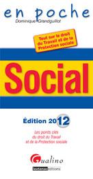 Social édition 2012 | Grandguillot, Dominique