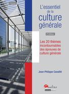 L'essentiel de la culture générale | Cavaillé, Jean-Philippe