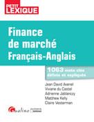 Finance de marché - Français-Anglais | Avenel, Jean-David