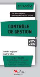 Contrôle de gestion 2015-2016 | Ragaigne, Aurélien