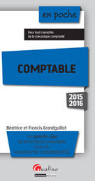 Comptable 2015-2016 | Grandguillot, Francis
