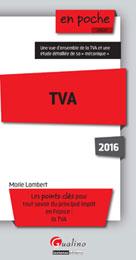 TVA 2016 | Lambert, Marie