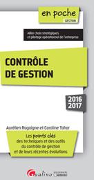 Contrôle de gestion 2016-2017 | Ragaigne, Aurélien