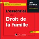 L'essentiel du Droit de la famille | Renault-Brahinsky, Corinne
