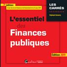 L'essentiel des Finances publiques | Damarey, Stephanie